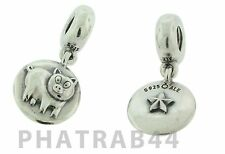 Authentic Retired Pandora Sterling Silver Chinese Zodiac Pig Dangle 790876