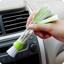 Plastic Home Air Car Outlet Keyboard Blind Duster Brush Cleaning Supply Tool 1Pc