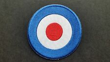 MOD SKA SCOOTER SEW ON / IRON ON PATCH:- PATCH No 1250 NAME TO FOLLOW