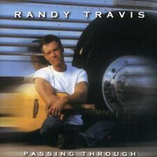 Randy Travis - Passing Through [New CD] Manufactured On Demand