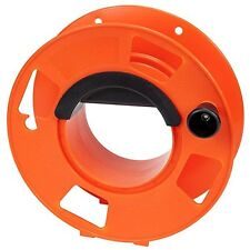 Bayco KW-110 Cord Storage Reel with Center Spin Handle, 100-Feet, New