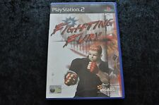 Fighting Fury Geen Manual Playstation 2 PS2