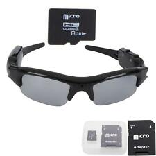 8GB HD Camcorder Sunglasses Video Camera DVR Digital Cam Glasses Video Recorder