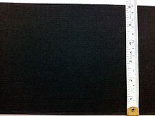 Amplia Elástico, Correa, Negro, 15cm, 6 pulgadas de ancho