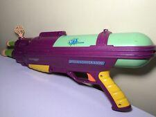 2 Very Rare W3 WILD WATER WEAPONS Speed Loader 1500 Water Gun 1998 Vintage