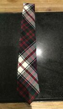 UNIQUE TARTAN LOCHCARRON OF SCOTLAND TIE /NEW WITHOUT TAGS