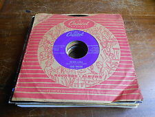 Gene Vincent 50s ROCKABILLY 45 Be-Bop-a-Lula / Woman Love