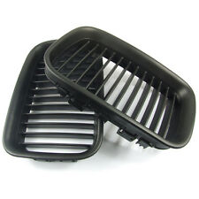 Front Black Kidney Grille Grill Factory Style For BMW E36 3 Series M3 1997 98 99