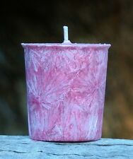 8pk 160hr/pack AMAZON LILY & RAIN Votive Candles TRIPLE SCENTED BIRTHDAY PARTY