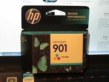 HP 901 - CC656AN - Tri-Color Ink Cartridge - SEALED - NEW - OEM