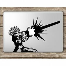 Dragon Ball Goku Blasting Decal Sticker Vinyl Skin Macbook Air Pro Retina13 Cool