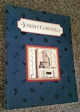 JOSEPH CORNELL Museum of Modern Art Exhibition: Surrealist assemblages, collages