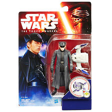 "Star Wars The Force Awakens First Order General Hux - Space Mission 3.75"" Figure"