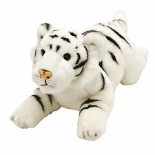 Suki Gifts Yomiko Classics Jungle & Wildlife White Tiger Medium Soft Plush Toy