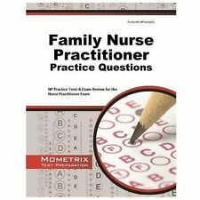 Family Nurse Practitioner Practice Questions : NP Practice Tests and Exam...