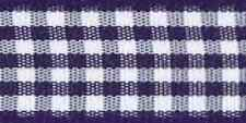Berisfords Quality Polyester Gingham Ribbon 5mm 15 Colours In This Listing