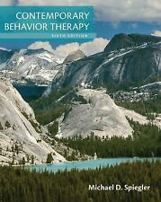 Contemporary Behavior Therapy by Michael D. Spiegler 2015