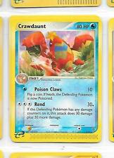 CRAWDAUNT - 13/97 - POKEMON - EX DRAGON - Discounts when you buy more cards!