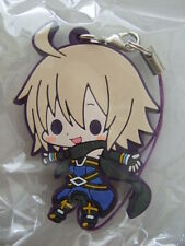 Emil Castagnier Rubber Strap Key Chain Tales of Symphonia Dawn of the New World