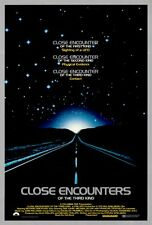 "CLOSE ENCOUNTERS OF THE 3RD KIND Poster [Licensed-NEW-USA] 27x40"" Theater Size"