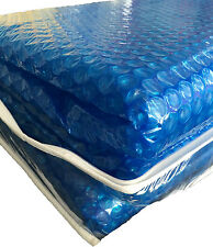 Deluxe Swimming Pool 10ft Thermal Solar Cover for Frame & Easy Pools 200 Micron!
