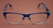 NEW DIESEL DL5093 .092 Blue Tortoise eye glasses 56-16-145 Frames w/Demo Lens