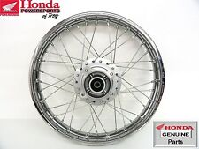 NEW OEM 01-12 HONDA XR CRF 70 XR70 CRF70F COMPLETE REAR WHEEL ASSY 42650-GCF-680