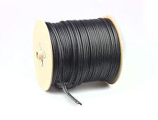 QVIS Kombi-Kabel für Videoüberwachung Überwachungskamera 100m RG59 Koax+Strom!