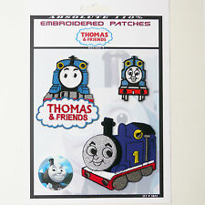 THOMAS & FRIENDS THE TANK ENGINE Patches Iron-On Patch Super Set #041  FREE POST