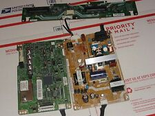 SAMSUNG LN32D403E2DXZA, POWER BOARD BN44-00468A, Main Mother Board BN41-01704A