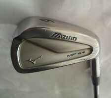 MIZUNO MP64 Grain Flow Forged 6 IRON   S300 Steel Shaft, Golf Pride Grip MP-64