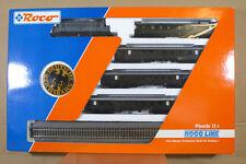 ROCO 43032 DR DRG CLASS E44 E-LOK LOCO E44 064 & EXPRESS COACH SET MINT BOXED ng