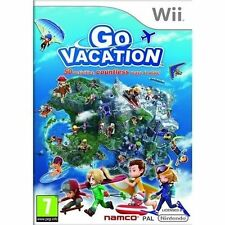 Go Vacation - Nintendo Wii - Boxed with Instructions - UK PAL