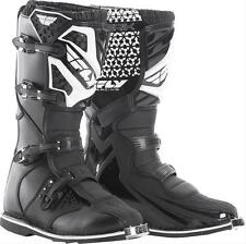 Fly Racing Men's Maverik MX Boots Black Size 13