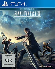 PS4 Spiel Final Fantasy XV 15 Special Edition Sony PlayStation 4, 2016