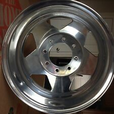 "Ford Super Duty F350 Alcoa OEM 16"" x 6 Alloy Wheel DUALLY Rims 99/04 Powdercoat"