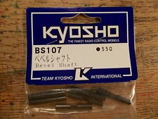 BS-107 Bevel Shaft - Kyosho Turbo Inferno USA-1 Landmax GP-20 Espirit Inferno ST