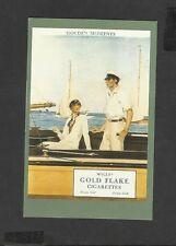 Nostalgia Postcard Advertisement Wills Gold Flake Cigarettes 1929