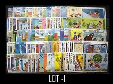 DISNEY STAMP PACKET. 100 DIFFERENT. MINT CONDITION. L/1