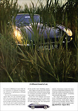 JAGUAR E TYPE XK-E RETRO A3 POSTER PRINT FROM CLASSIC 60's ADVERT