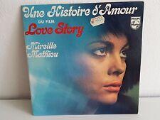 MIREILLE MATHIEU Une histore d amour BO Film Love story 6210020