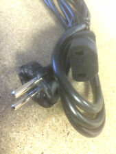 Xbox 360 & Xbox One Official Microsoft Power Cable EU 2 PIN PLUG * NEW