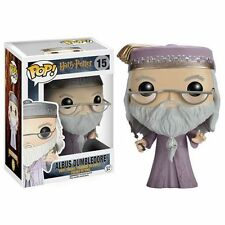 "Funko Pop Harry Potter HP Albus Dumbledore #15 3.75"" Vinyl Figure NIB"