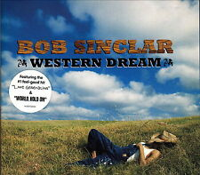 BOB SINCLAR - WESTERN DREAM - CD 2006, LOVE GENERATION, WORLD,HOLD ON