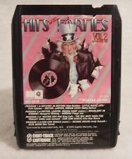 8-TRACK Cartridge  HITS OF THE FORTIES VOL 2. Realistic