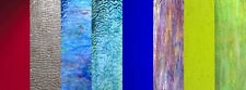 PICK YOUR COLORS Stained Glass Hobby Pack  Glass Sheet Mosaic Glass Supplies