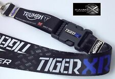 TRIUMPH TIGER 800 XR XC lanyard keyholder (all models) design RAIMIX MOTO PARTS