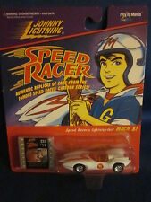 Johnny Lightning Speed Racer Collectors Edition Mach 5