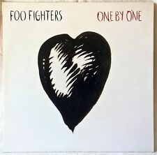 FOO FIGHTERS ONE BY ONE LP 1st PRESSING