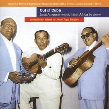 Various Artists-Out of Cuba  CD NEW